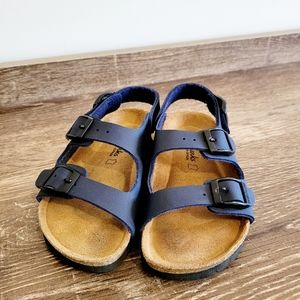 CLARKS Leather Sandals Todder (s28 / 10)